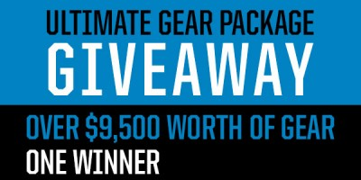 Ultimate Giveaway package banner