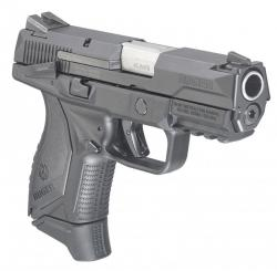 Ruger American Compact .45 ACP pistol right angled