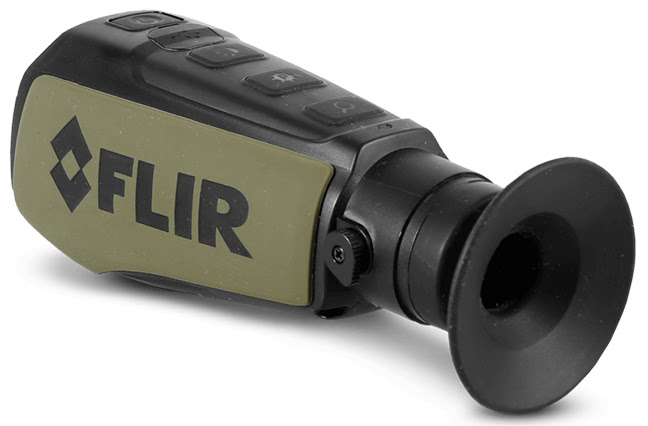 FLIR Scout II green and black