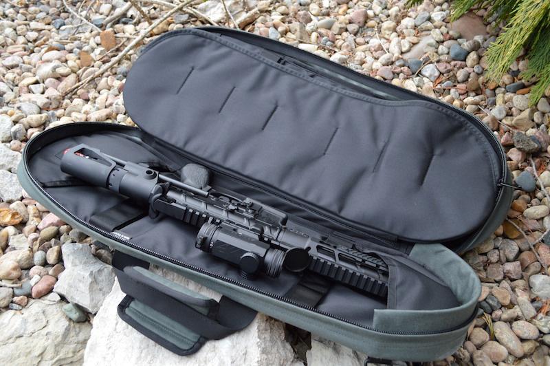 Pws Mod2 Mk107 Pistol In A Sneaky Bags Spyder
