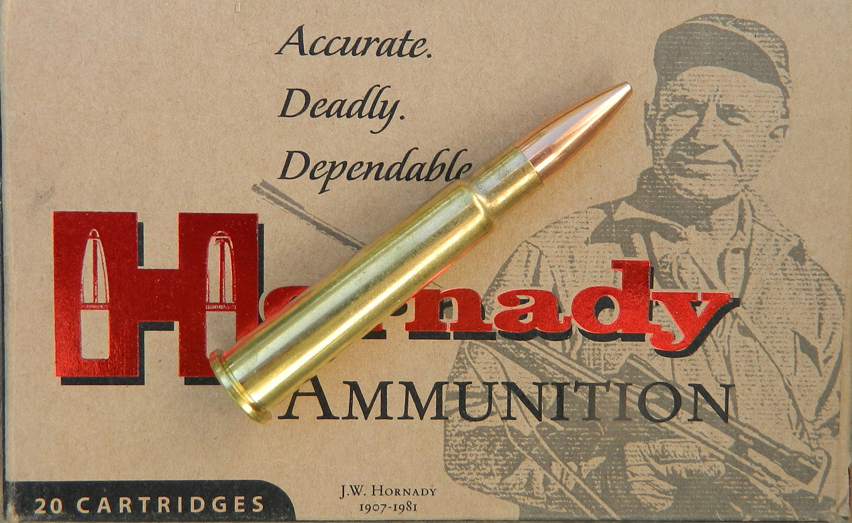 Hornady Custom International .303 British ammunition