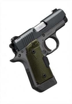 Kimber Micro 9 pistol left profile