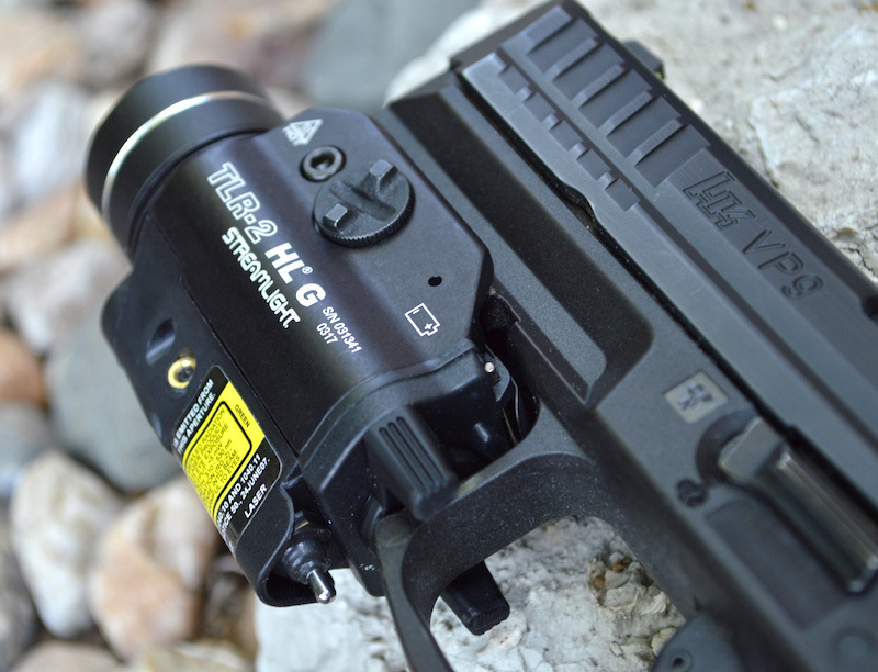 Streamlight TLR-2 weapon light