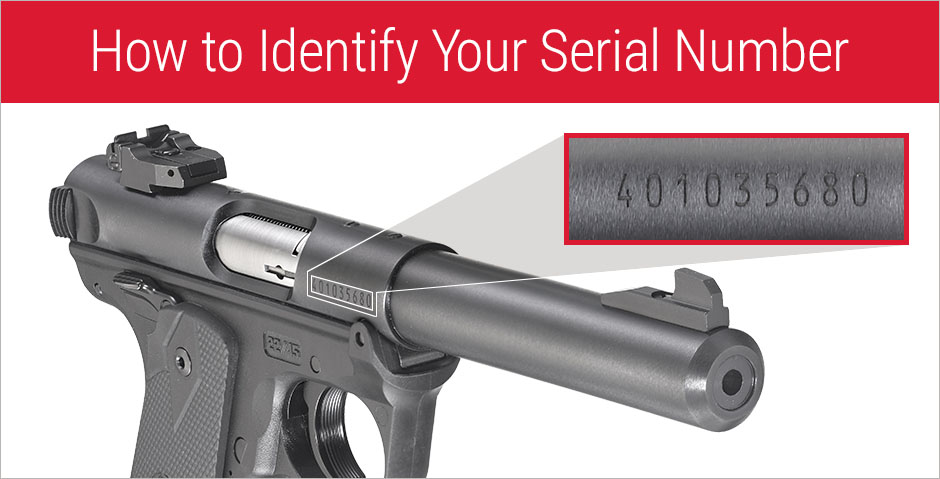 Ruger MK IV recall notice