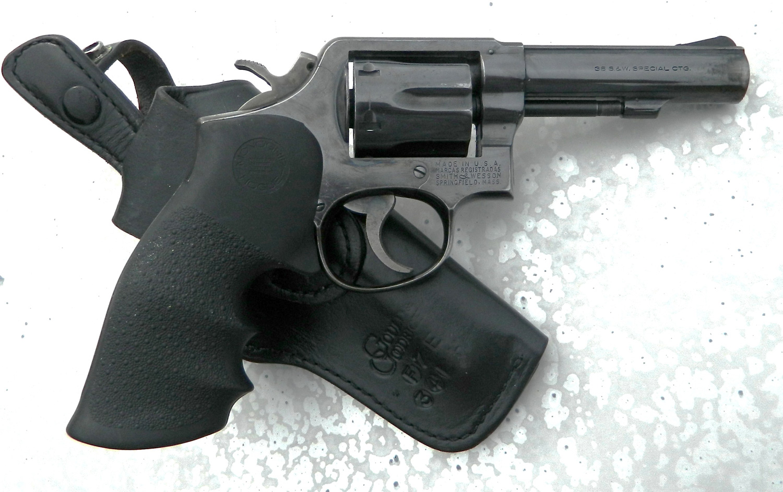 ex highway patrol revolver
