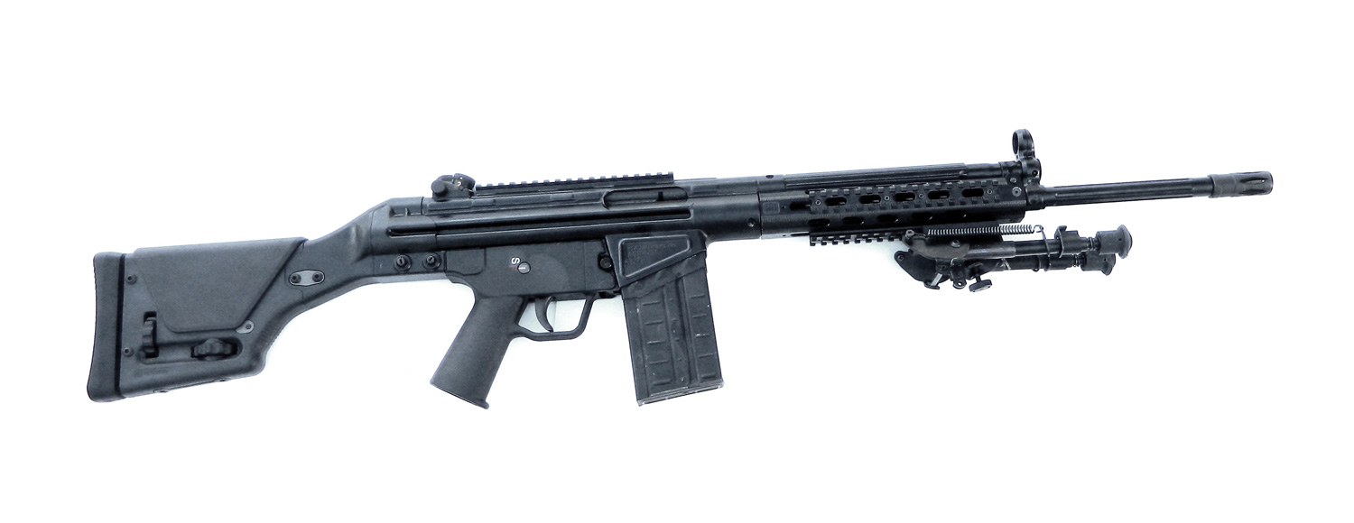 PTR 91 rifle right profile