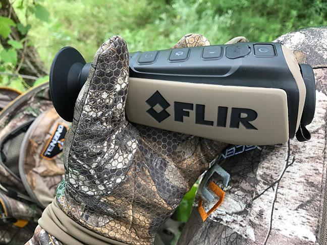 FLIR Scout III thermal imager