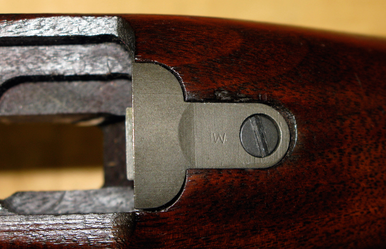 Winchester recoil lug for the M1 Carbine
