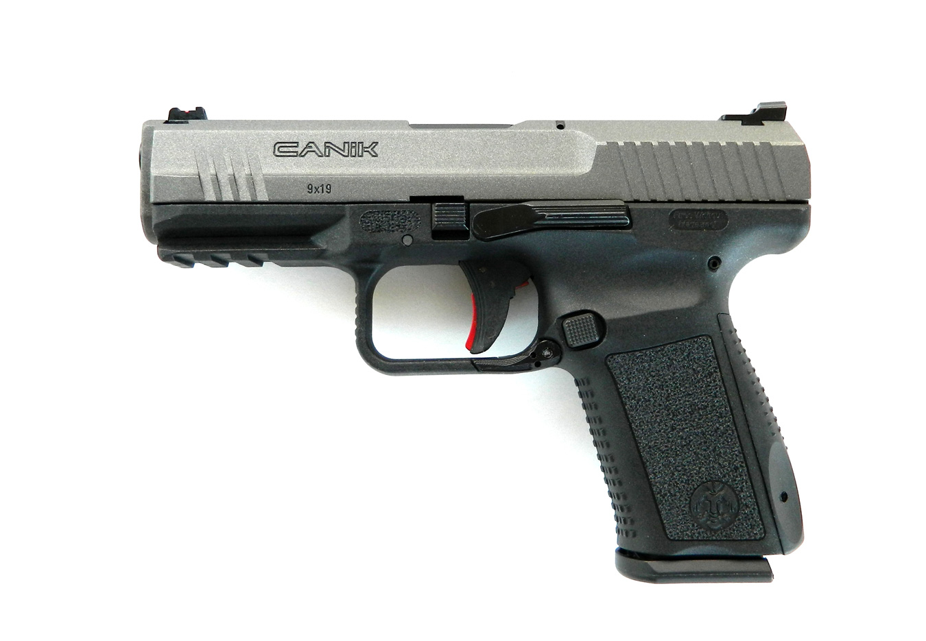 Canik TP9SF Elite S pistol left