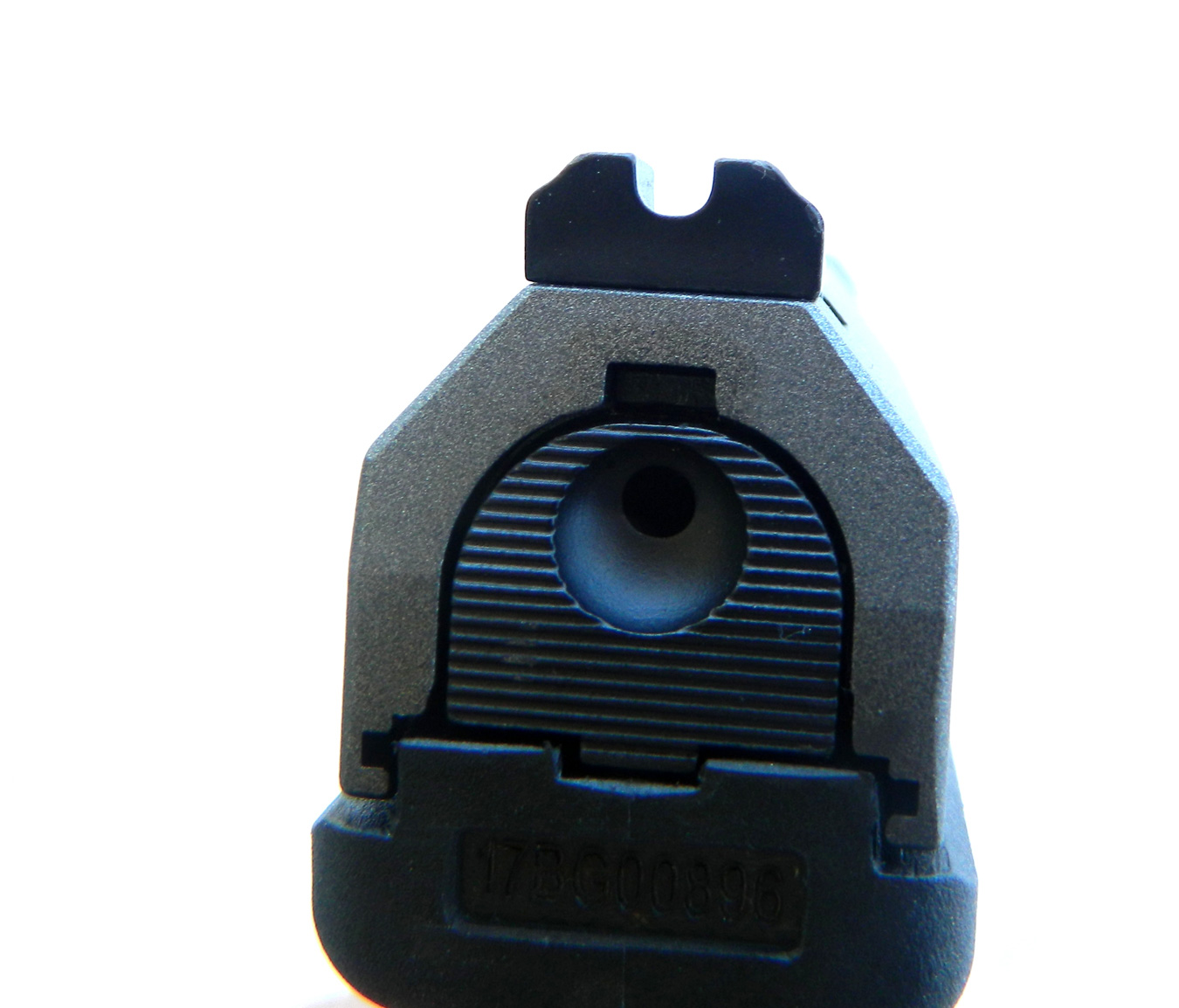 Warren Tactical sight U-notch