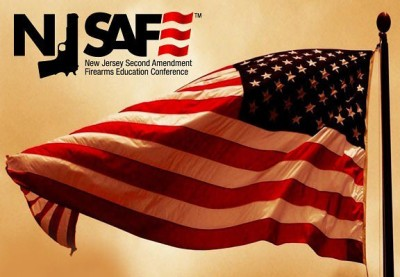 NJ SAFE flag logo