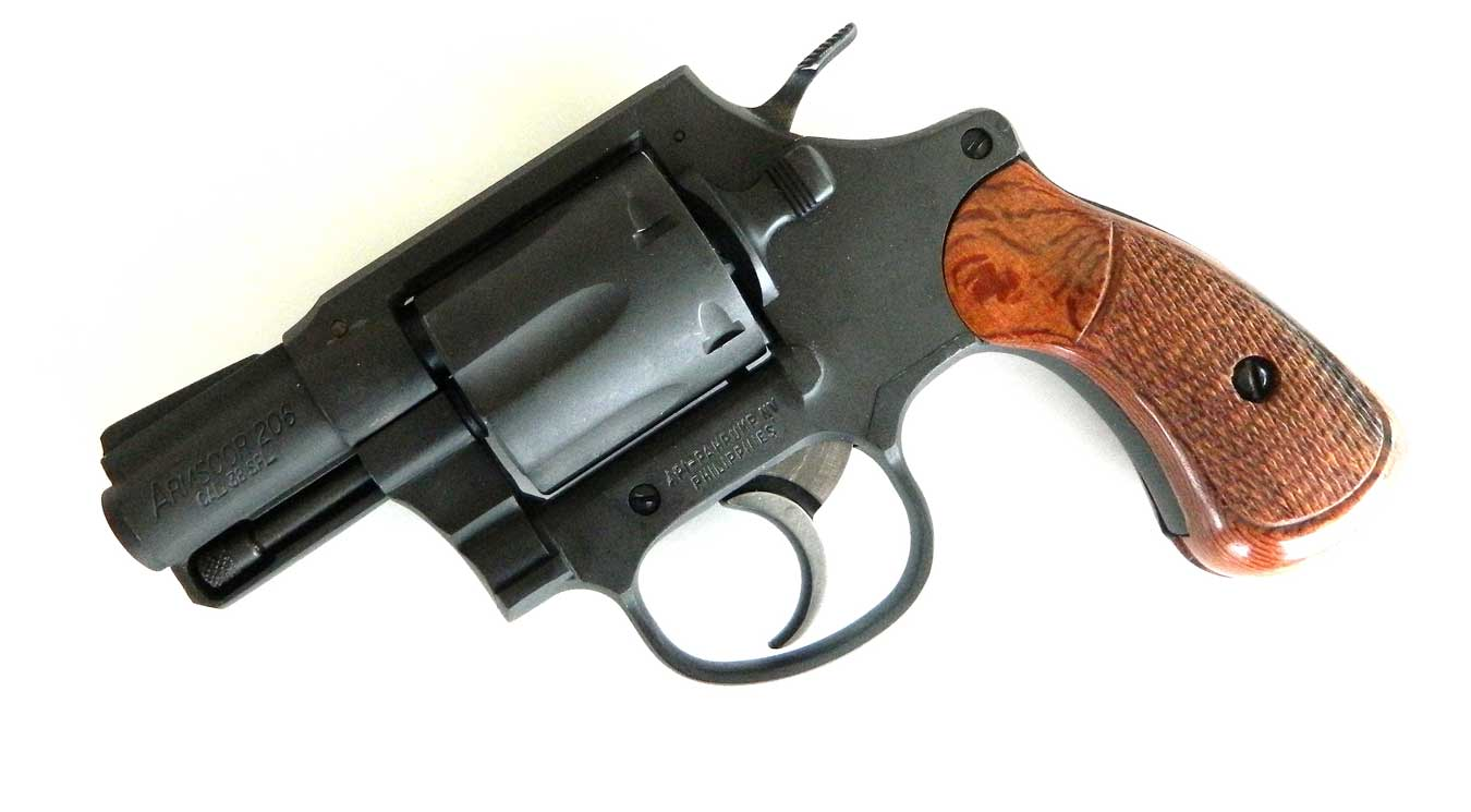 Armscor M206 Revolver left profile
