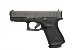 Glock Gen5 pistol left profile