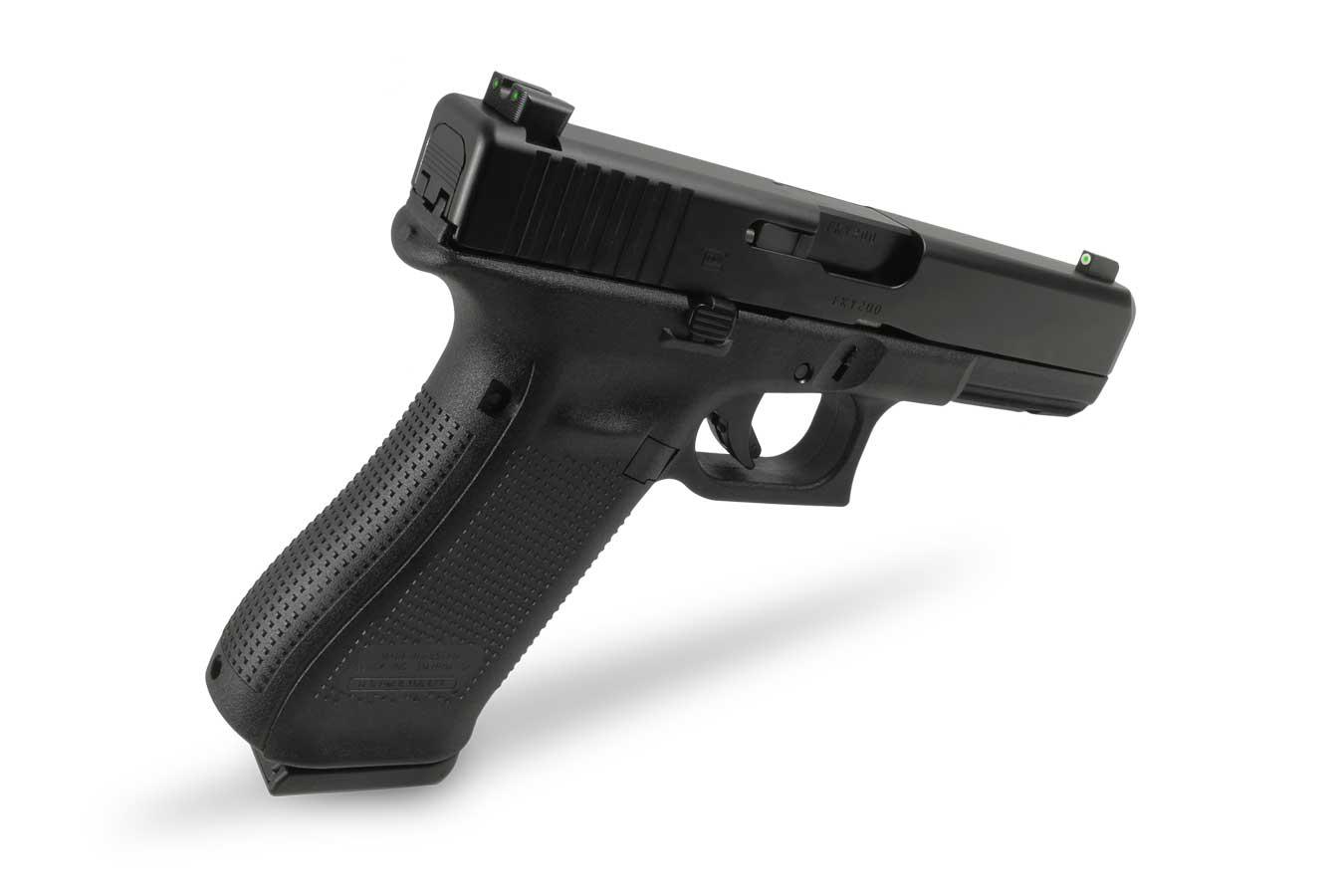 TruGlo Tritium Pro sight on Glock Gen 5 Pistol