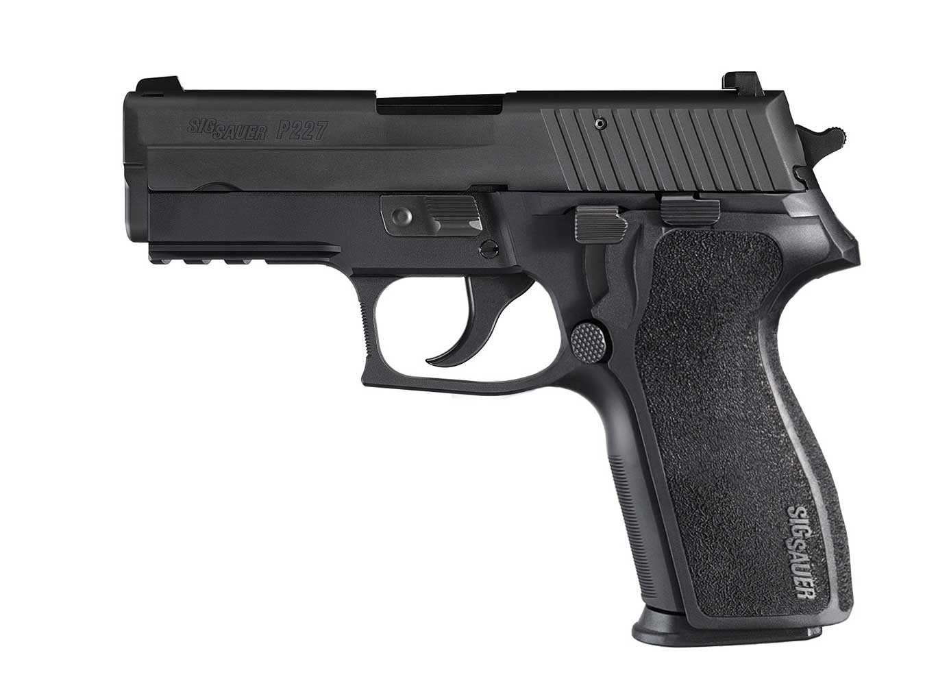 SIG Sauer P227 SAS Carry pistol left profile