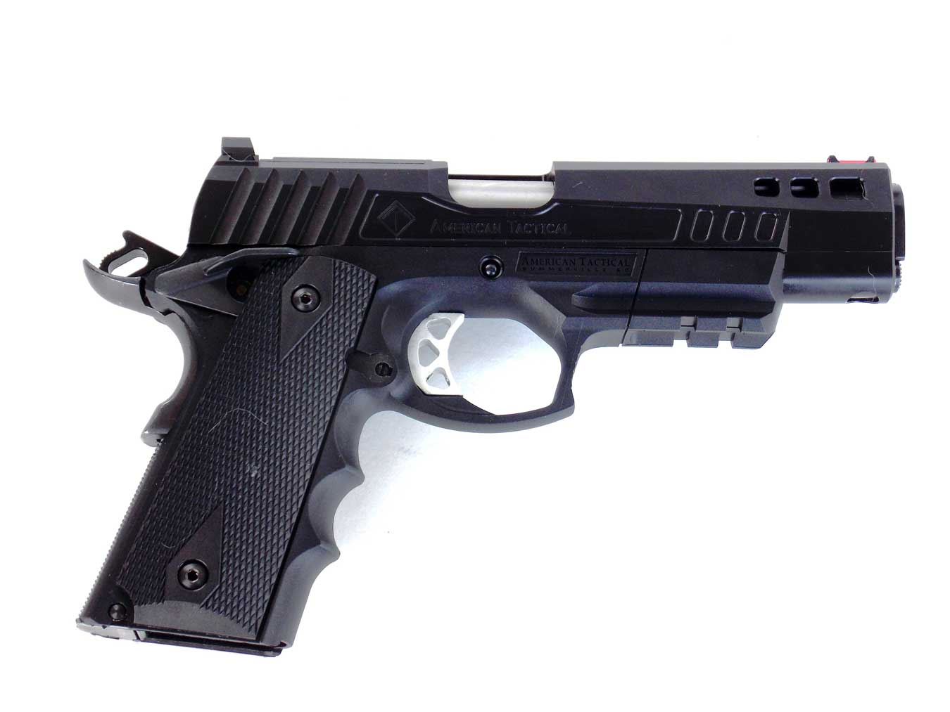 Range Report: FXH .45 — The Hybrid 1911 From ATI