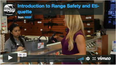 NSSF Range Safety and Etiquette Video cover