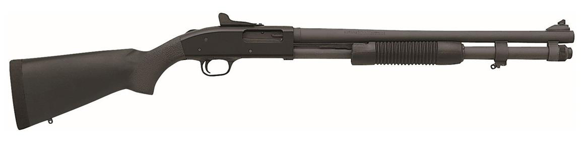 Mossberg 590A1 right profile