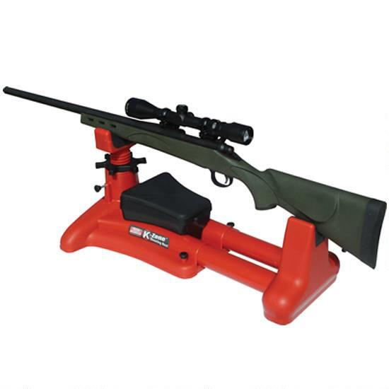 MTM Case-Gard K-Zone Adjustable Shooting Rest
