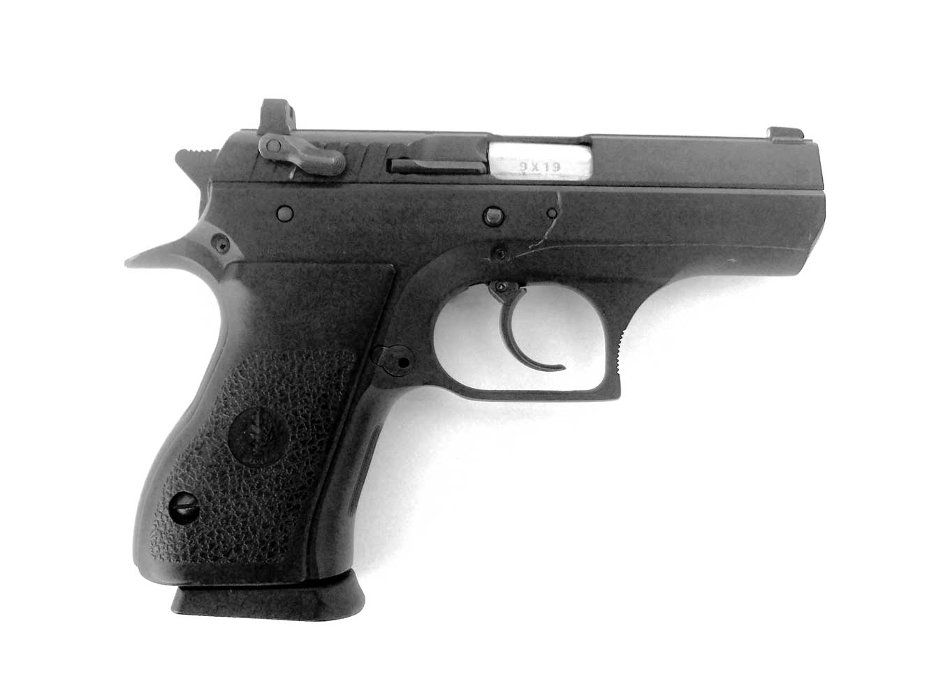 baby Desert Eagle 9mm pistol