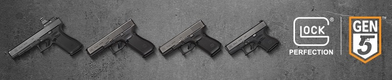 Glock Gen5 announcement banner