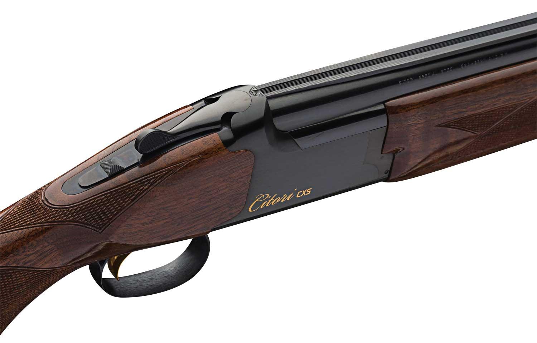 Browning Citori CXS shotgun receiver