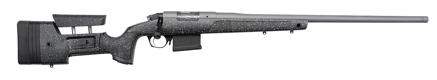 HMR Pro rifle right profile
