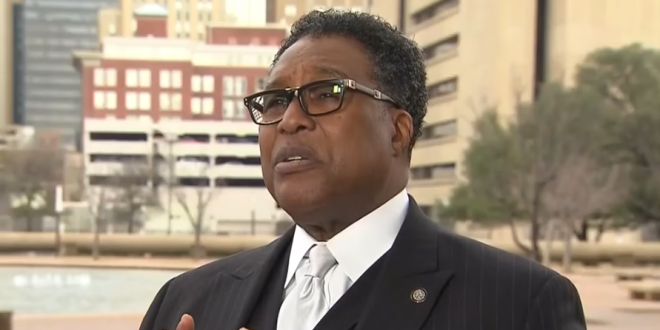 Pro tem Mayor Caraway, represents Dallas' fourth council district