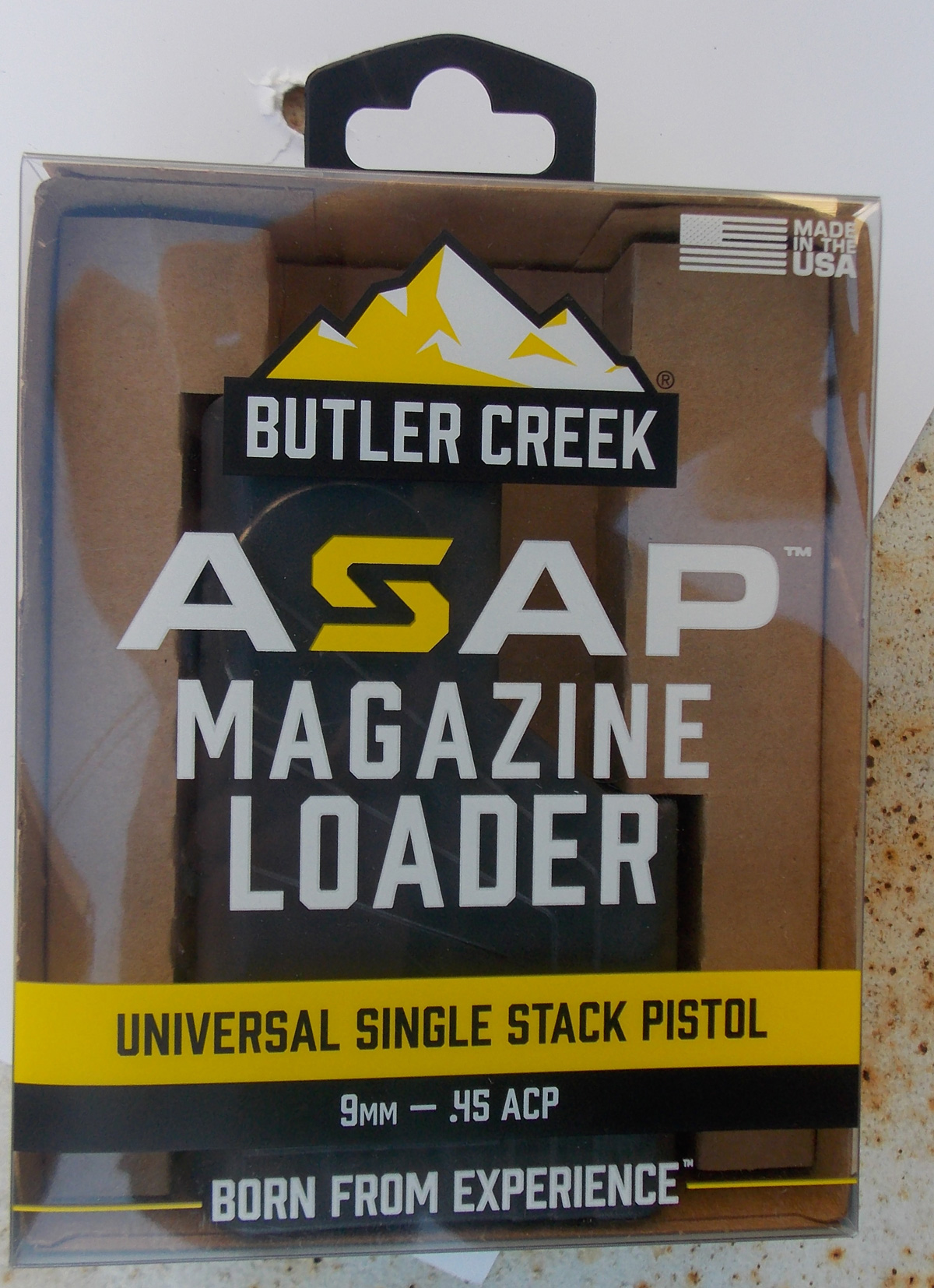 Butler Creek magazine loader