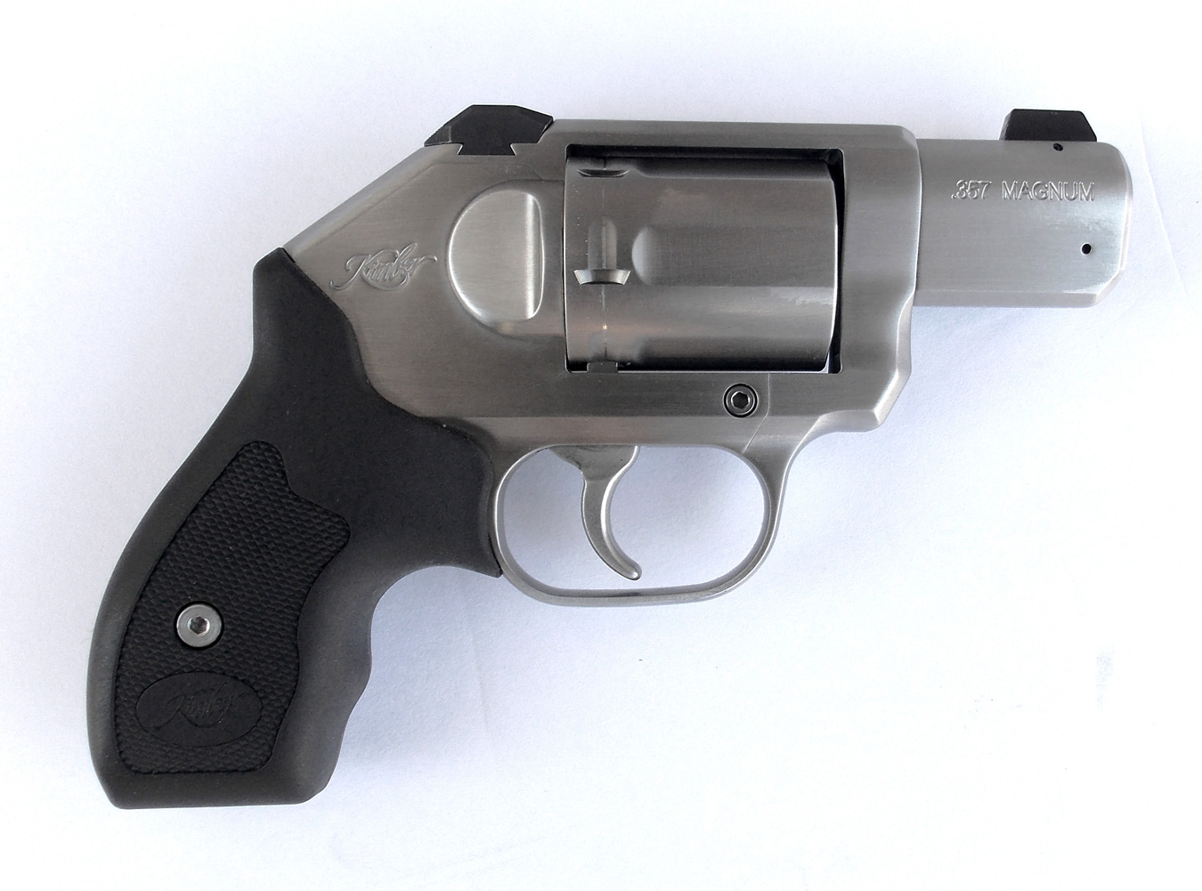 Kimber K6s revolver right profile