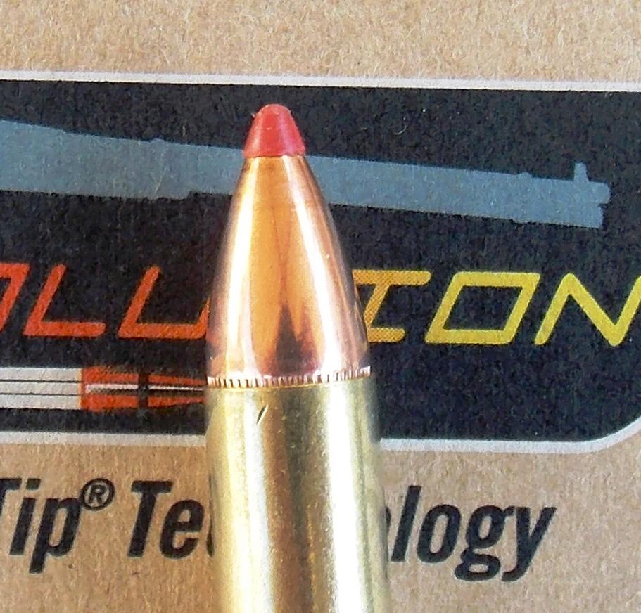 Hornady LEVERevolution bullet