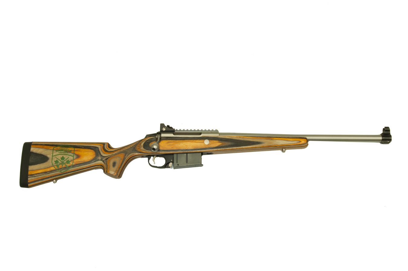 The SAKO 10-shot .308 bolt action rifle