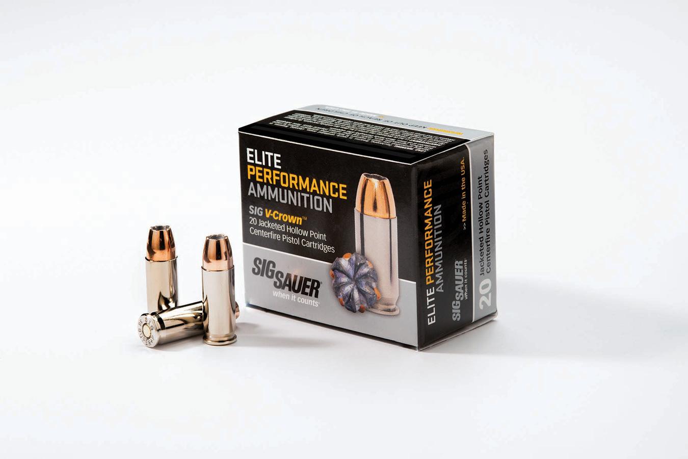 SIG Sauer Elite ammunition
