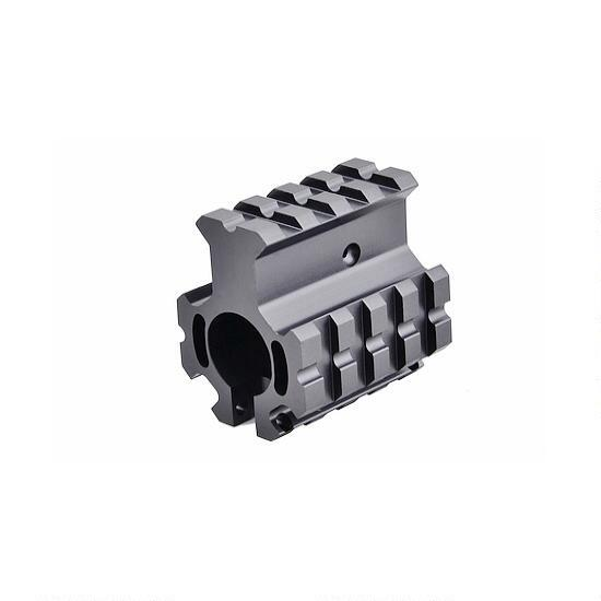 Trinity Force M4/AR-15 Quad Rail Gas Block