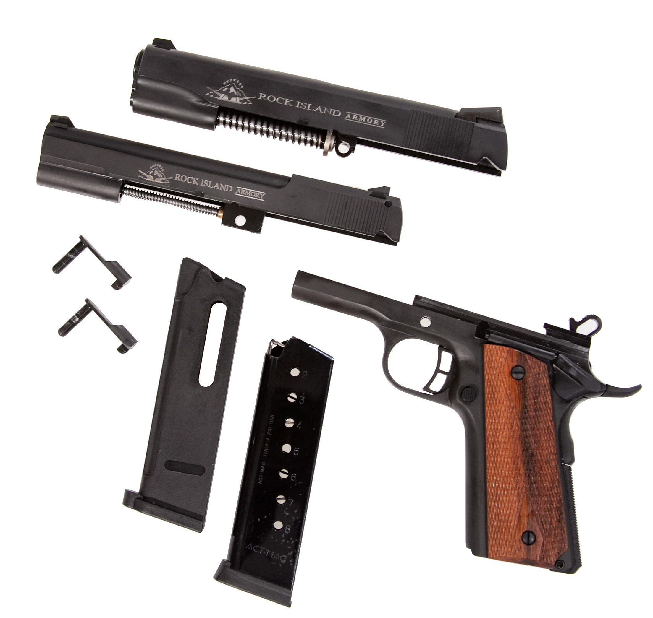 Solid as a Rock and Bang for Your Buck in Rock Island Armory