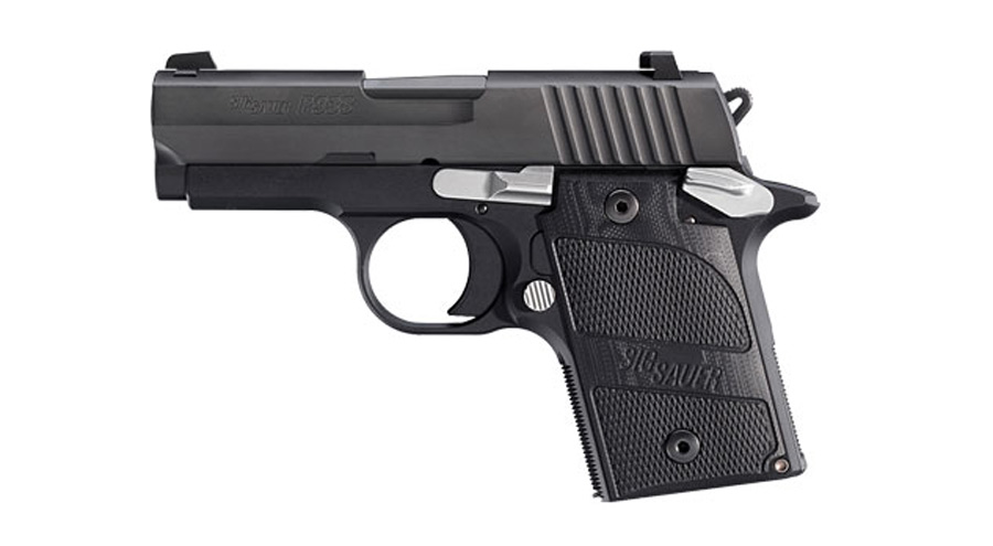 9mm Sig Sauer P938 Review The Shooter S Log