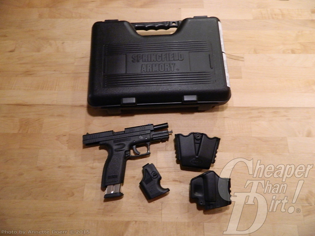 Springfield Armory XD-9 Review - The Shooter's Log