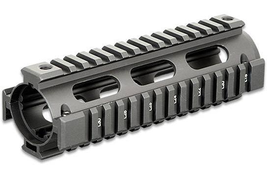 AR-15 Quad Rails: Best Practices for Upgrading