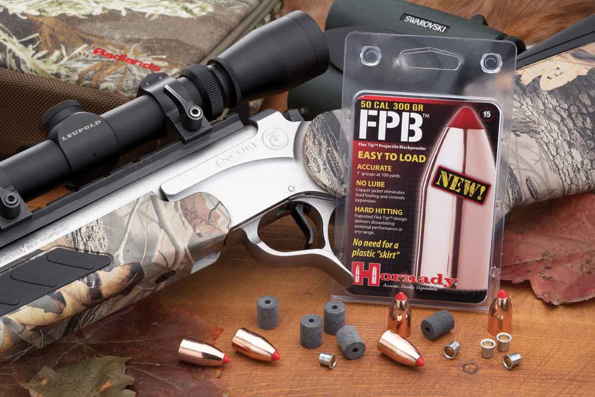 Black Powder Hunting — Are You Ready to Step Up to a Front