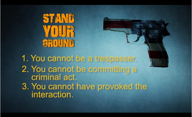 Texas Understanding Castle Doctrine And Stand Your Ground