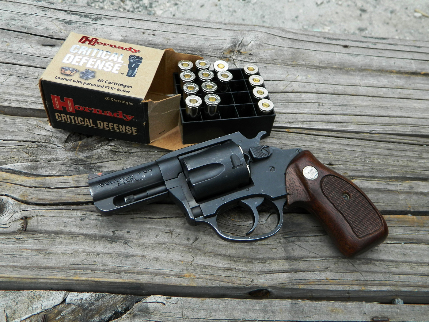 Throwback Thursday — Review: Charter Arms Bulldog - The