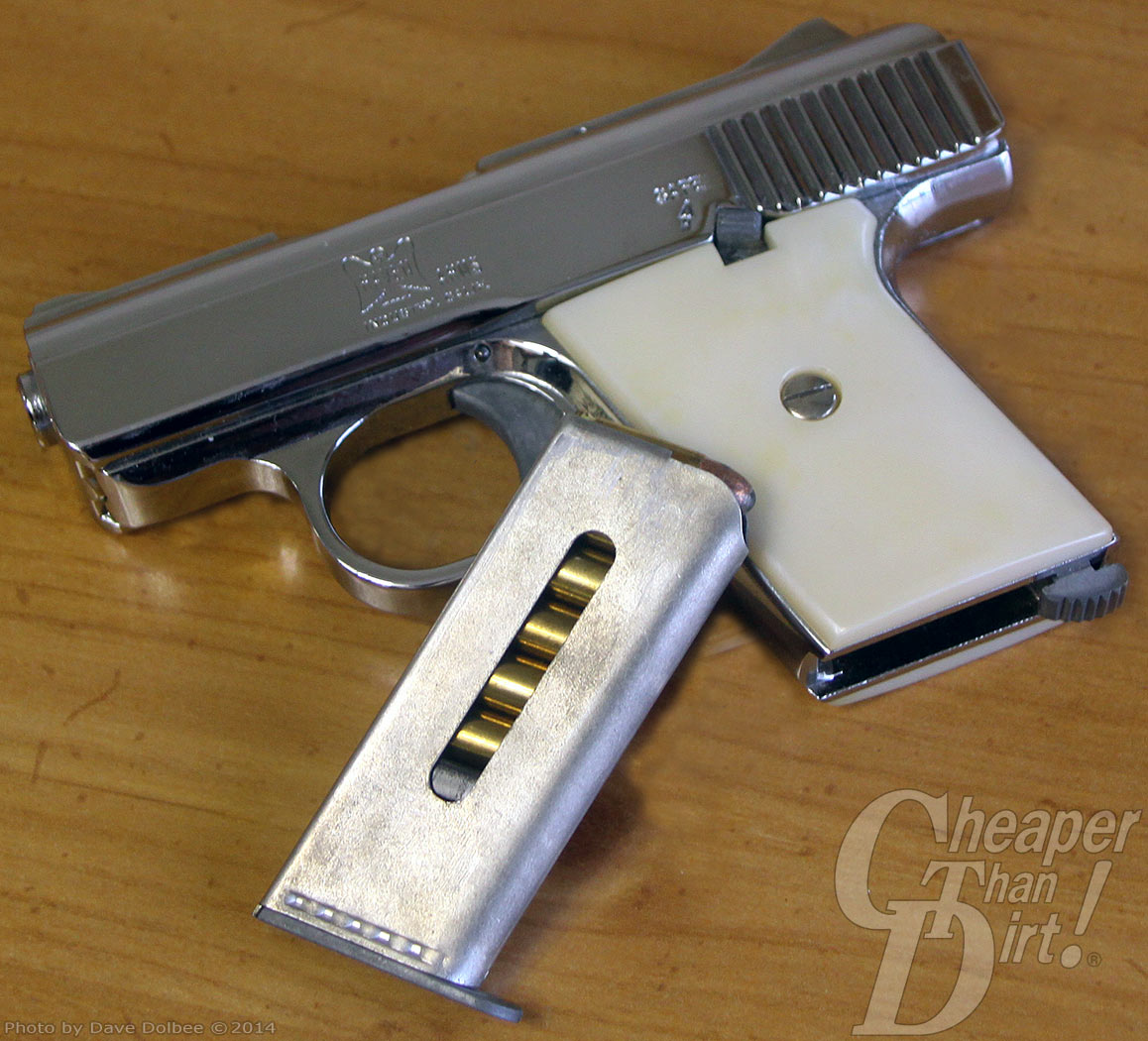 I Love Cheap Guns   And I am not Afraid to Admit It! - The