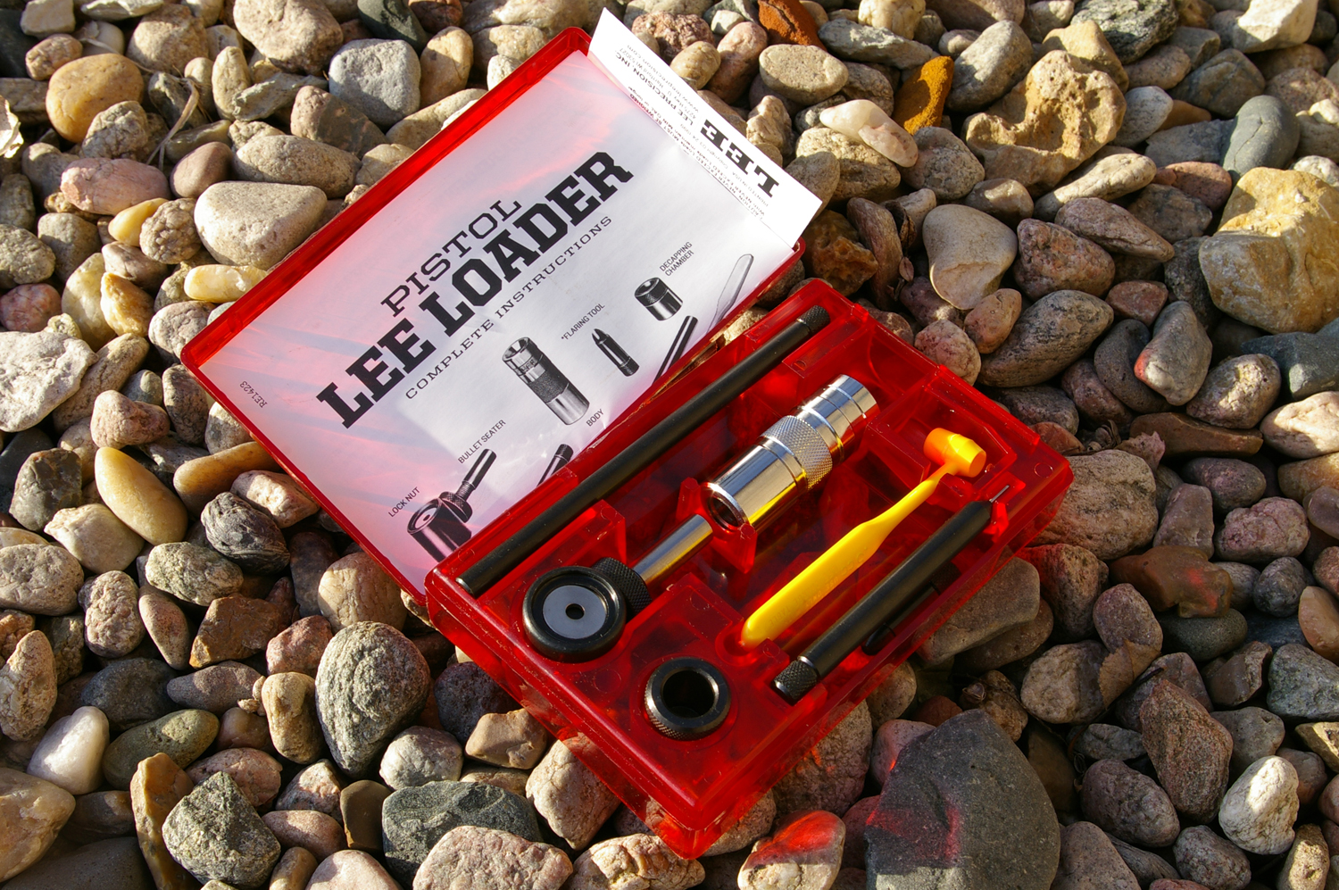 Survival Reloading: Lee Loader Review for Basic Survival Conditions