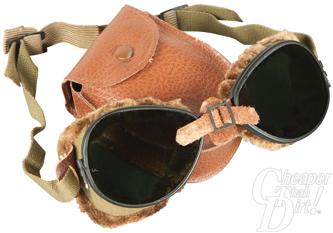 "Military Surplus Spotlight: ""The Ski Troopers"" WWII Ski Goggles"