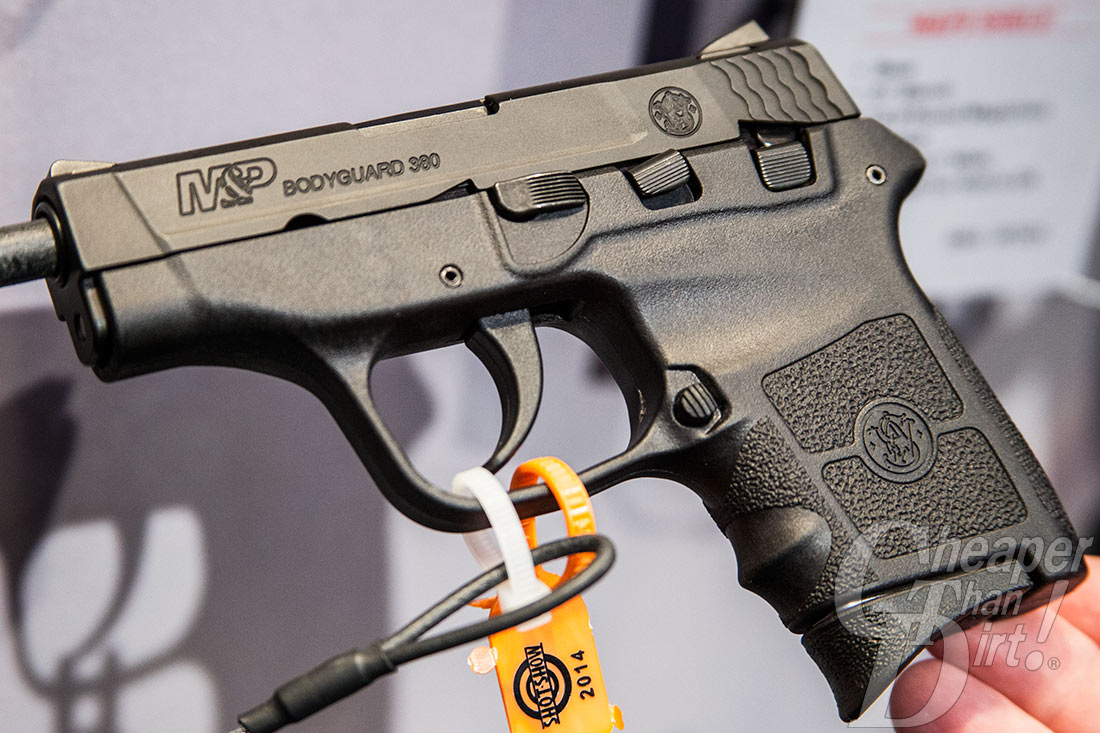 SHOT 2014 — The New S&W Bodyguard  380 ACP - The Shooter's Log