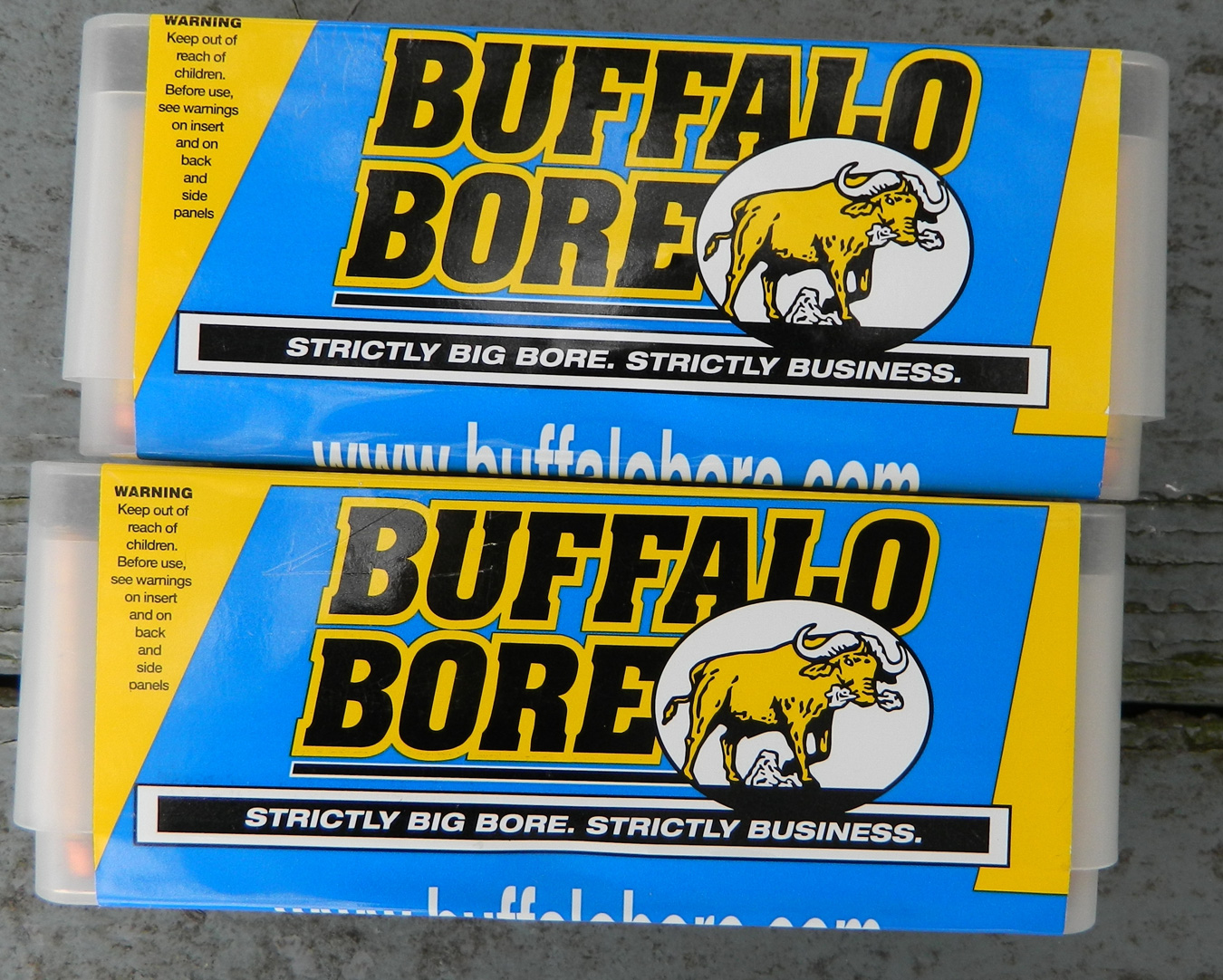 Buffalo Bore's .444 Marlin loads bring the old lever gun into a new level of accuracy and power.