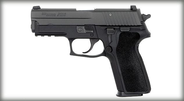 Range Report Sig Sauer S Best Pistol The P229 The