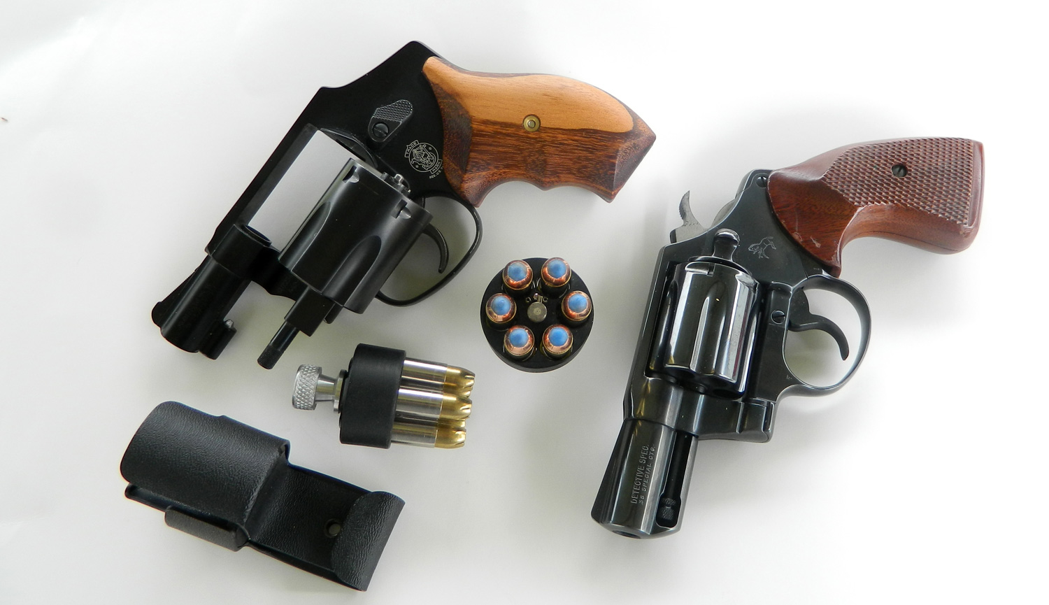 Snub Nose Magnum Revolvers — Unequivocal - The Shooter's Log