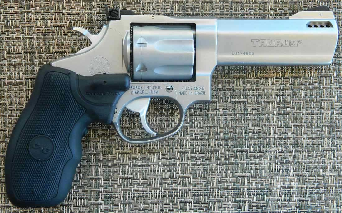 Taurus Tracker  357 Magnum 7-shot: A New Baseline for