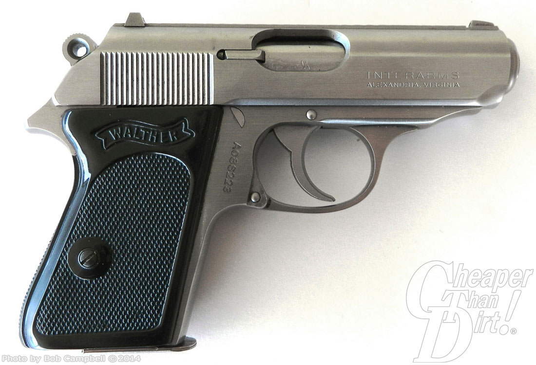 The Walther PPK: Still a Good Carry Gun - The Shooter's Log